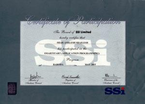 SSI SmartStart - Application Programming